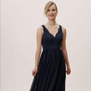 BHLDN Nouvelle Fleur Bridesmaid Dress Size 18